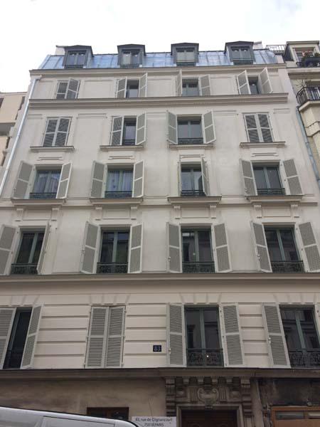 Photo du projet Clignancourt
