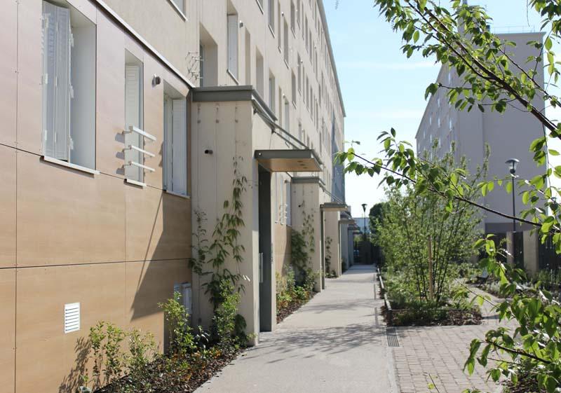 Photo du projet Romainville