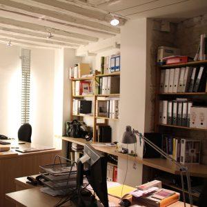 Bureaux agence