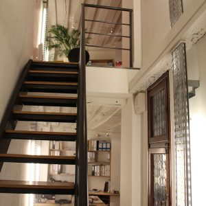 Escalier etage